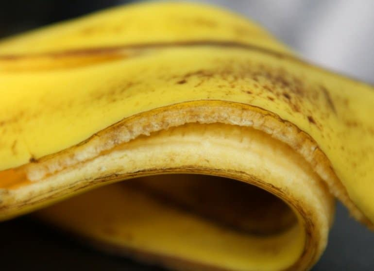 peau de banane