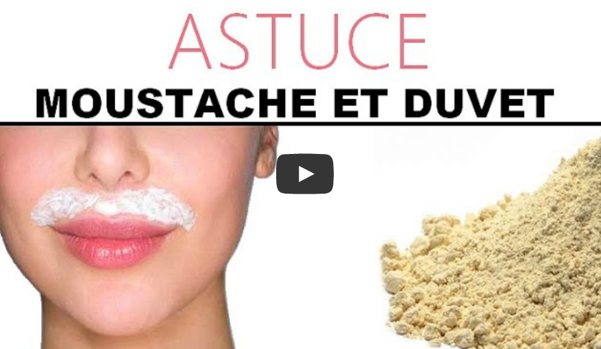 Comment se faire une pilation d finitive de la moustache for Astuce de nettoyage pour la maison