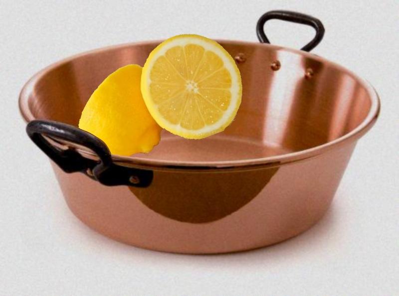 trois astuces pour nettoyer des objets en cuivre astuces. Black Bedroom Furniture Sets. Home Design Ideas