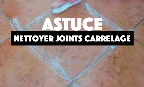 Comment nettoyer joint carrelage excellent marvelous for Nettoyer joint de carrelage
