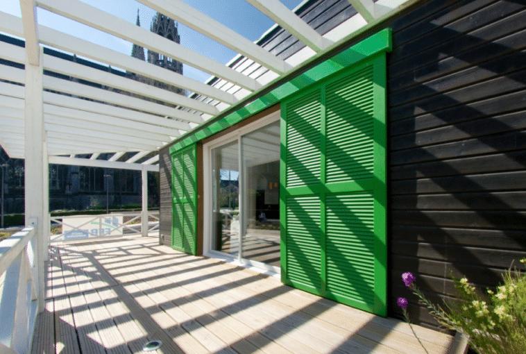 2 astuces pour nettoyer sa terrasse sans effort astuces. Black Bedroom Furniture Sets. Home Design Ideas
