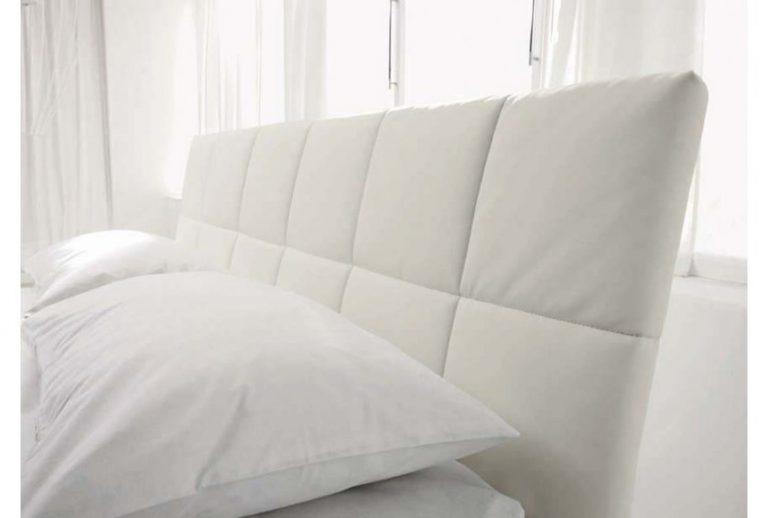 tete de lit blanche 160 maison design. Black Bedroom Furniture Sets. Home Design Ideas