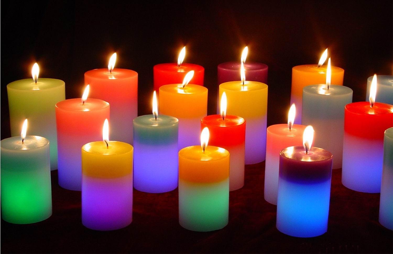 l 39 astuce pour faire durer les bougies plus longtemps. Black Bedroom Furniture Sets. Home Design Ideas