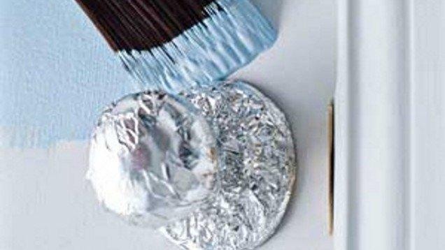 Favori 10 utilisations méconnues du papier d'aluminium - Astuces de grand FJ69