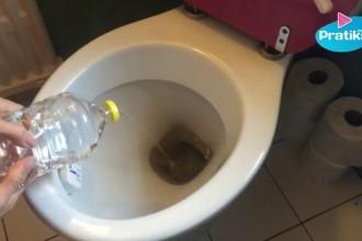 7 astuces pour des toilettes propres sans produits for Astuce nettoyer micro onde