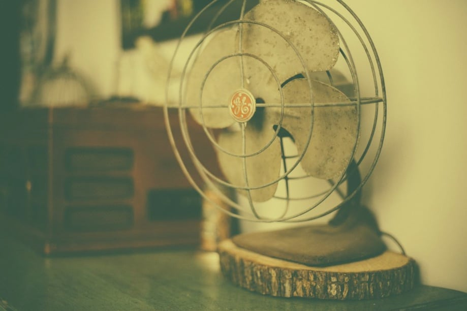 ventilateur ventilé