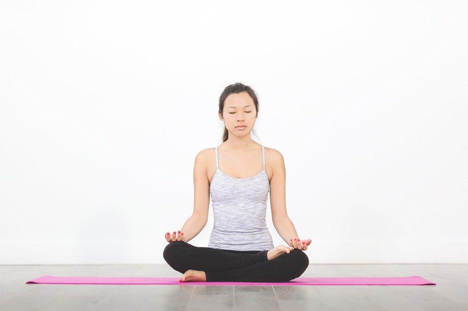respiration méditation zen lotus relaxation