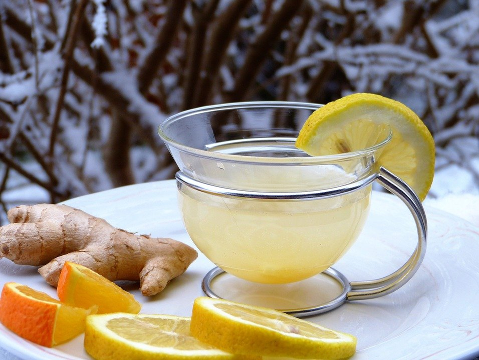 boisson gingembre citron