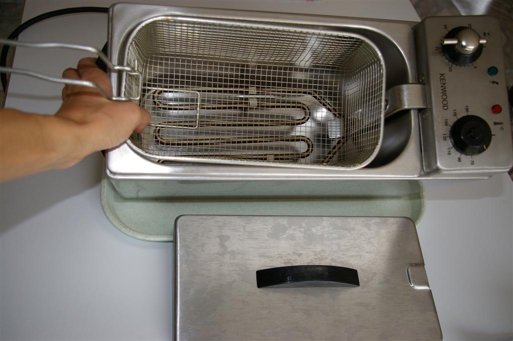 Comment nettoyer une friteuse astuces de grand m re - Comment degraisser une friteuse ...