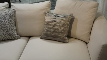canapé fibre tissu