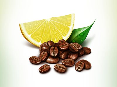 Coffee-Lemon