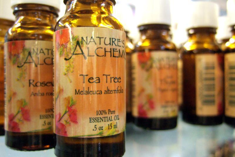 huile arbre à thé