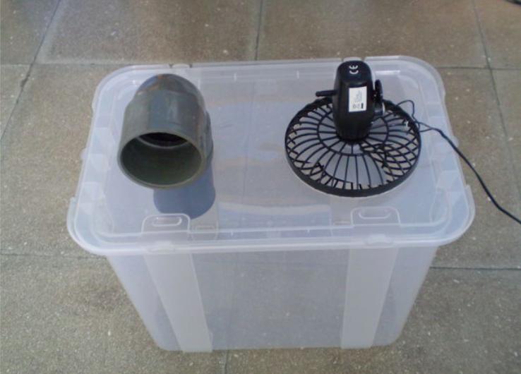 Comment fabriquer son propre climatiseur astuces de grand m re - Climatiseur king d home ...