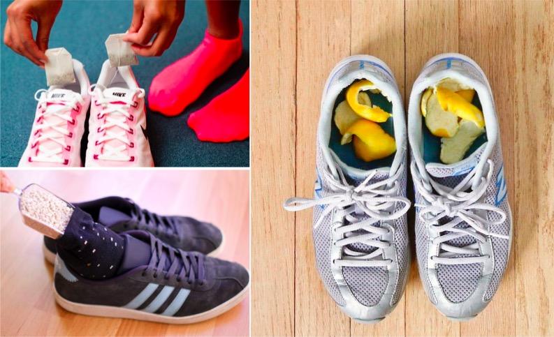 14 solutions malignes pour mettre fin aux chaussures malodorantes astuces de grand m re. Black Bedroom Furniture Sets. Home Design Ideas