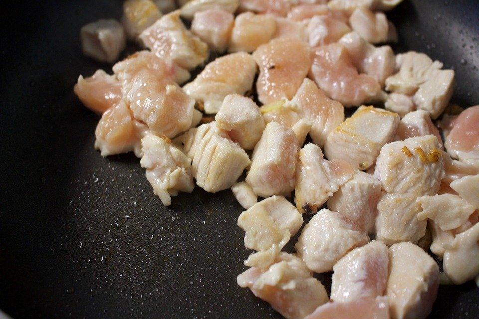 poulet blanc morceaux