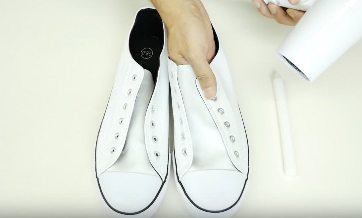 How To Make White Canvas Shoes Whiter