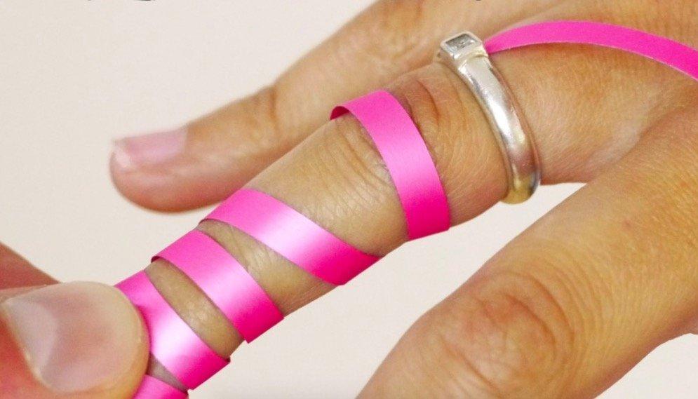 jointures des doigts