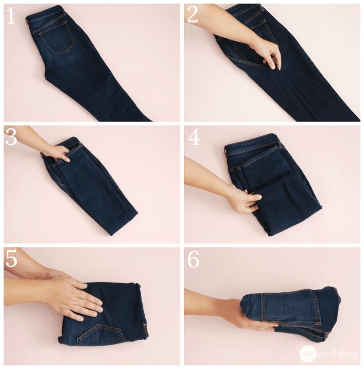 Comment tout plier la perfection 9 techniques - Comment plier un t shirt ...