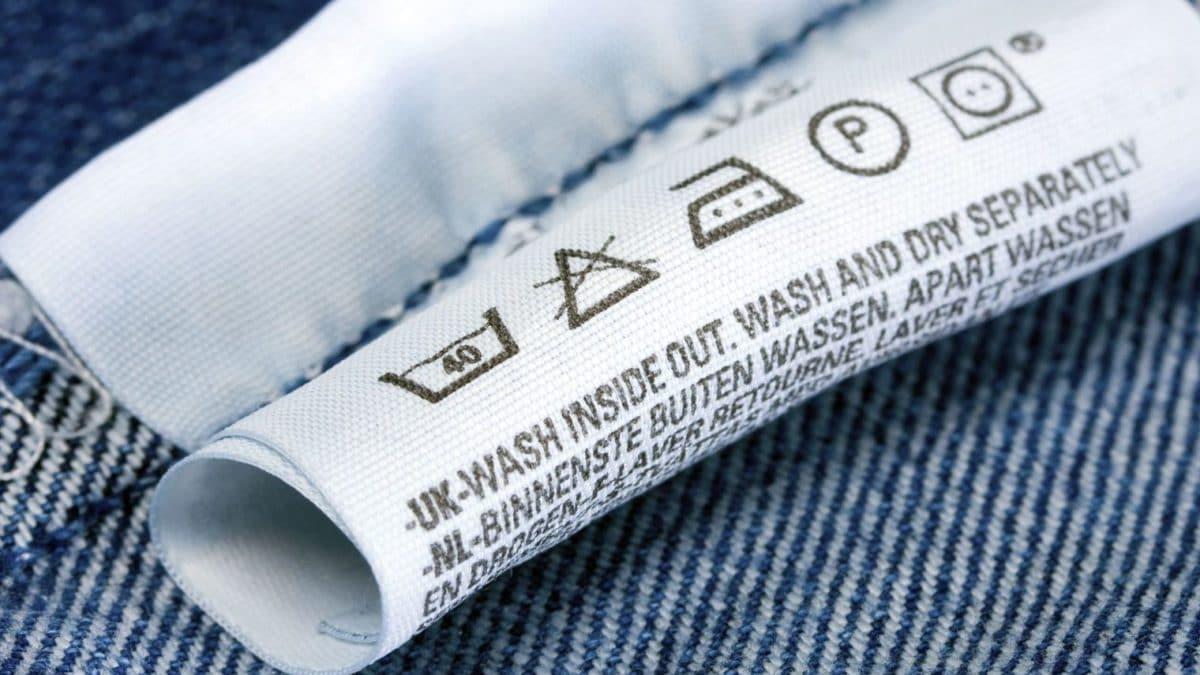 apprenez d chiffrer les tiquettes de vos v tements pour ne plus faire d 39 erreurs de lavage. Black Bedroom Furniture Sets. Home Design Ideas