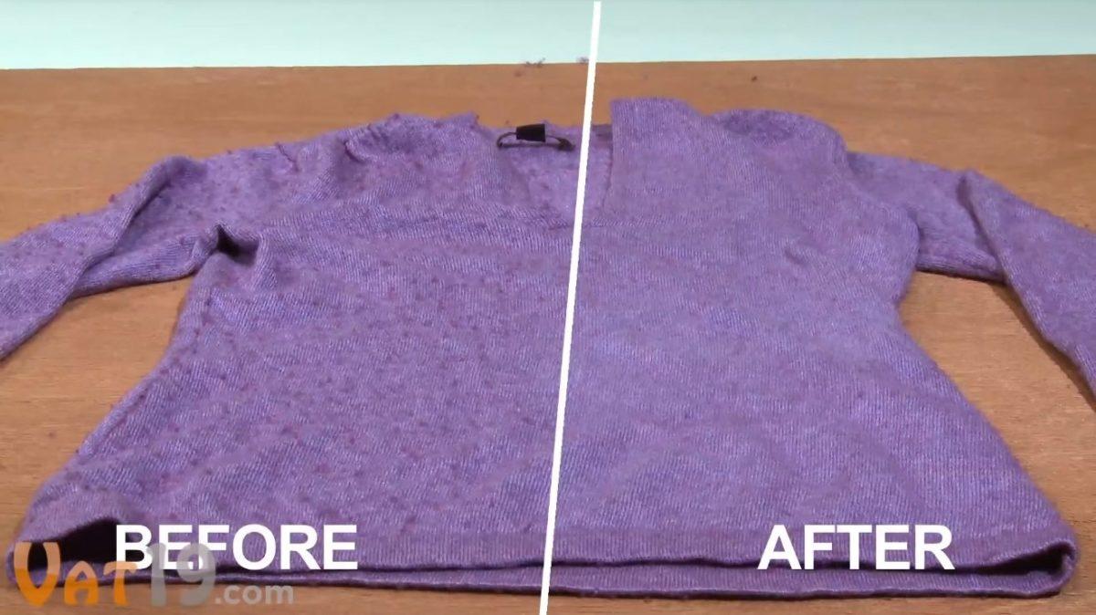 3 astuces pour que votre pull ne perde plus ses poils mohair laine angora. Black Bedroom Furniture Sets. Home Design Ideas