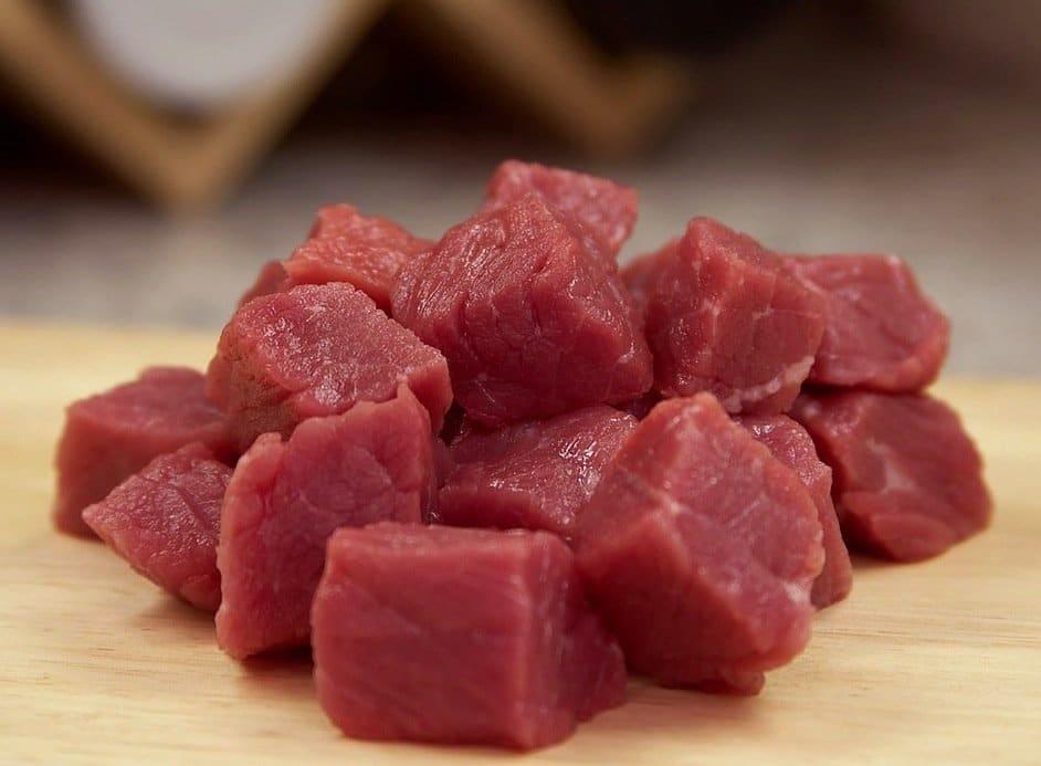 viande crue boeuf