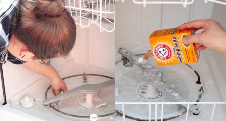 l 39 entretien du lave vaisselle en trois tapes simples. Black Bedroom Furniture Sets. Home Design Ideas