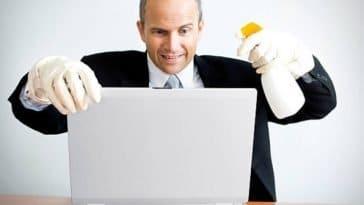 nettoyer ordinateur nettoyage