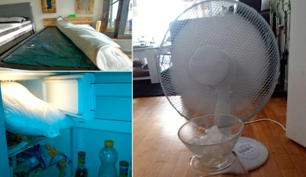 14 astuces pour rafra chir votre int rieur sans clim. Black Bedroom Furniture Sets. Home Design Ideas