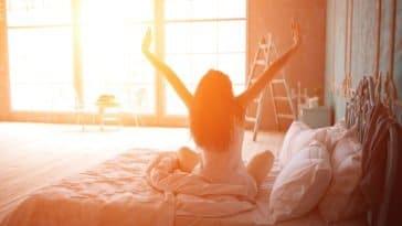 réveil matin