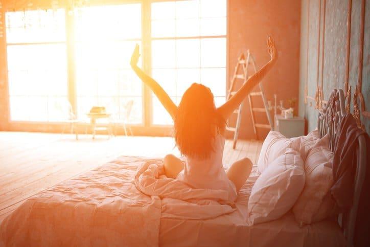 8 choses faire le matin pour une vie plus panouie. Black Bedroom Furniture Sets. Home Design Ideas