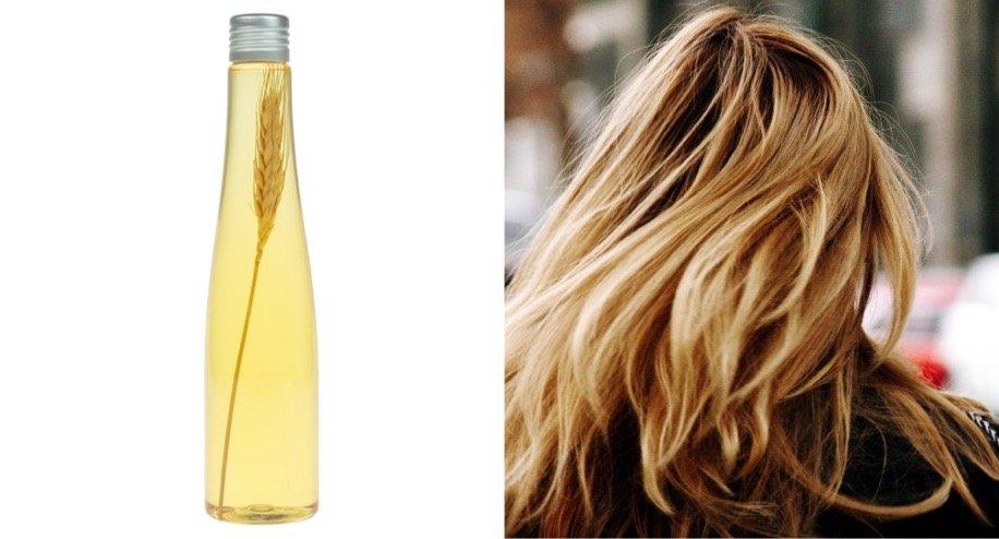 les 6 vertus de l 39 huile de germe de bl pour vos cheveux. Black Bedroom Furniture Sets. Home Design Ideas