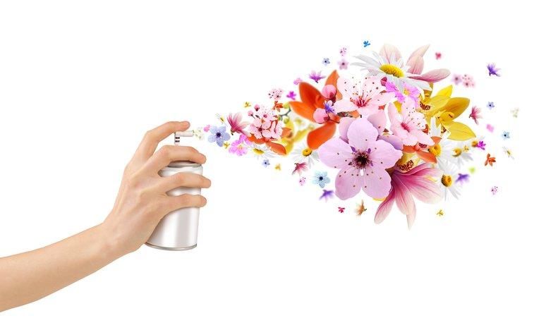 spray pulvérisateur intérieur