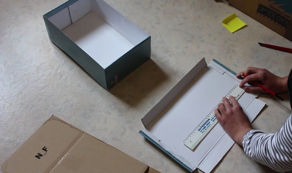 Avec Du Carton Vous Pouvez Totalement Reorganiser Vos Tiroirs