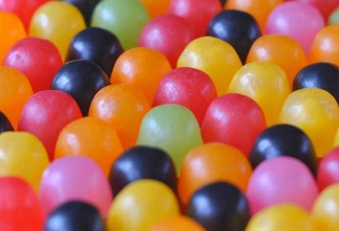 bonbons sucreries