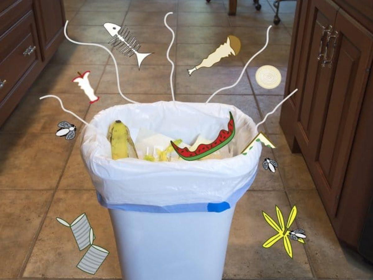 Mauvaise Odeur Armoire Linge voici comment désodoriser votre poubelle en moins de 10 secondes
