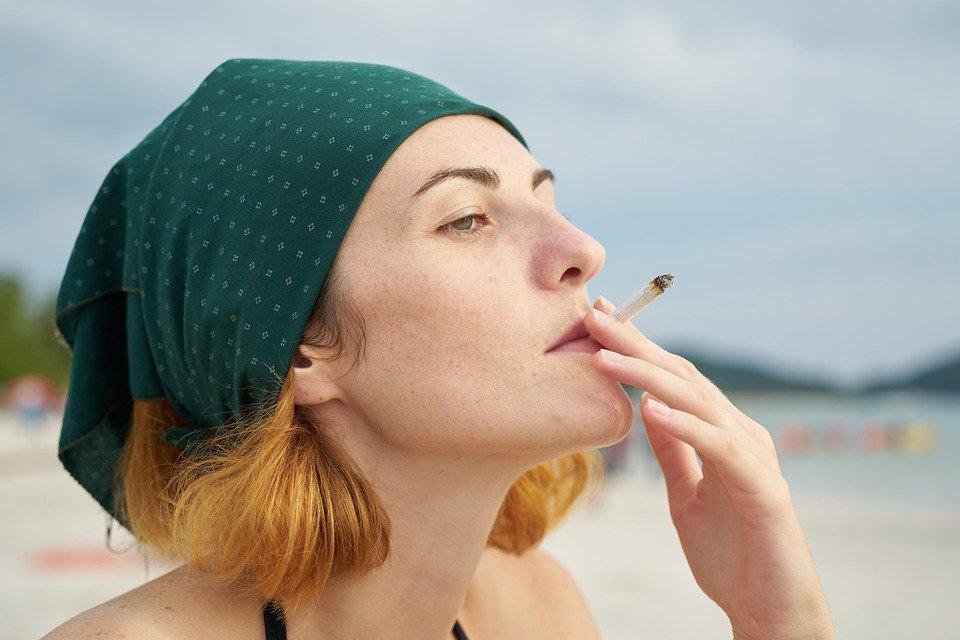 cigarette fumer