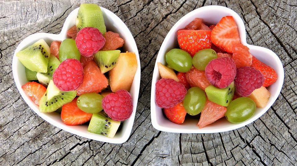 fruits salades de fruits