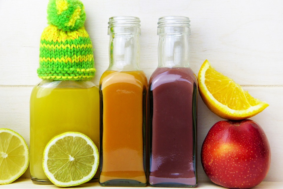 jus de fruits smoothies