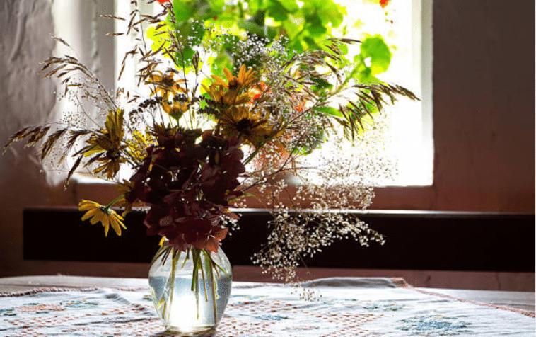 Une astuce on ne peut plus simple contre le calcaire et les odeurs dans un vase