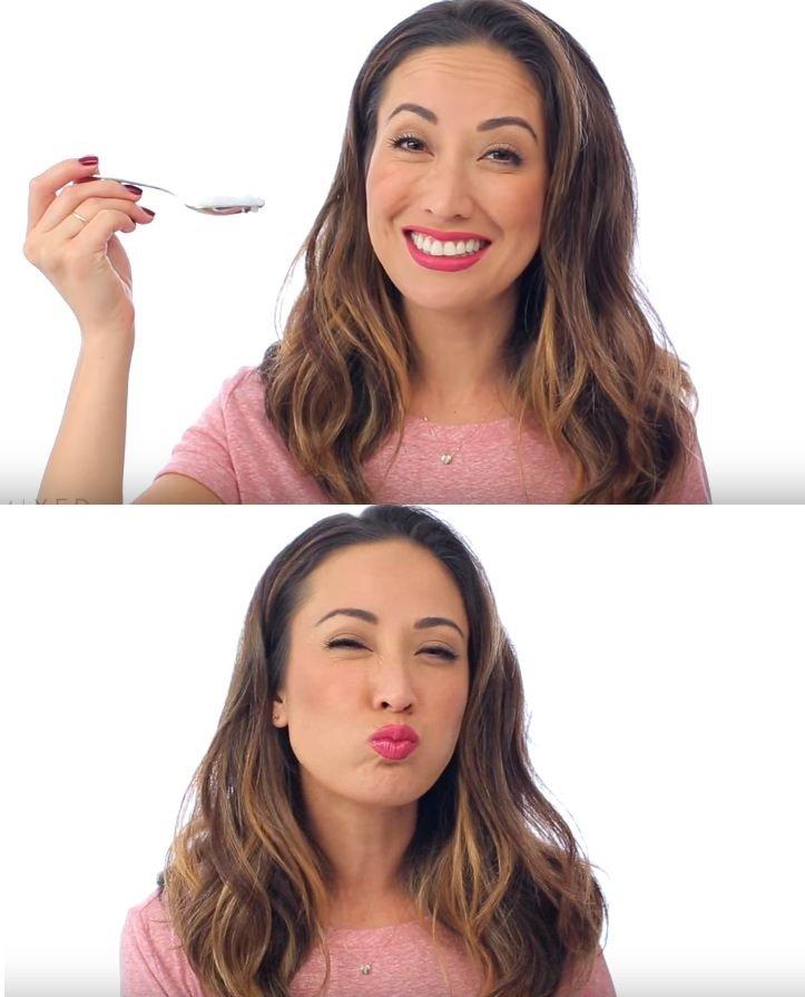 bain de bouche coco pour de belles dents saines