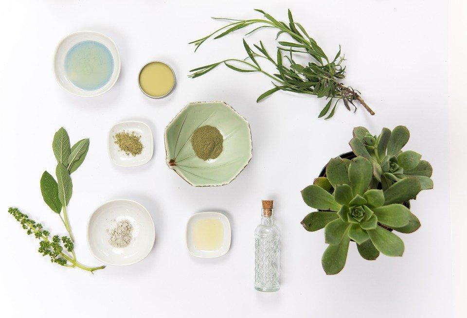 cosmétique naturelle soins maison