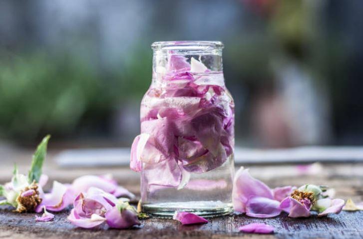 eau de rose eau florale hydrolat