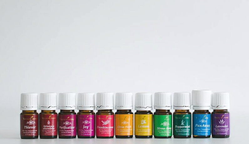 aromathérapie huiles essentielles actifs naturels