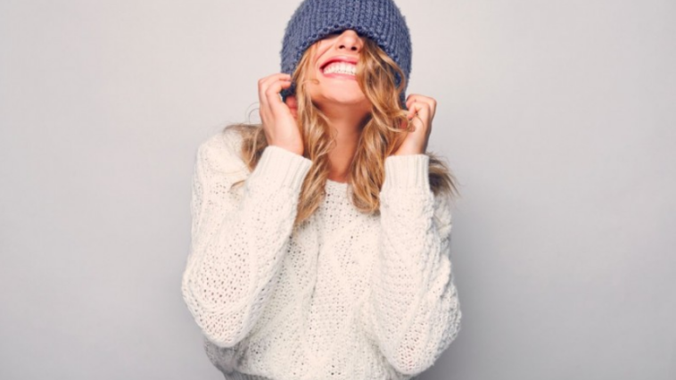 bonnet pull qui gratte démangeaisons laine