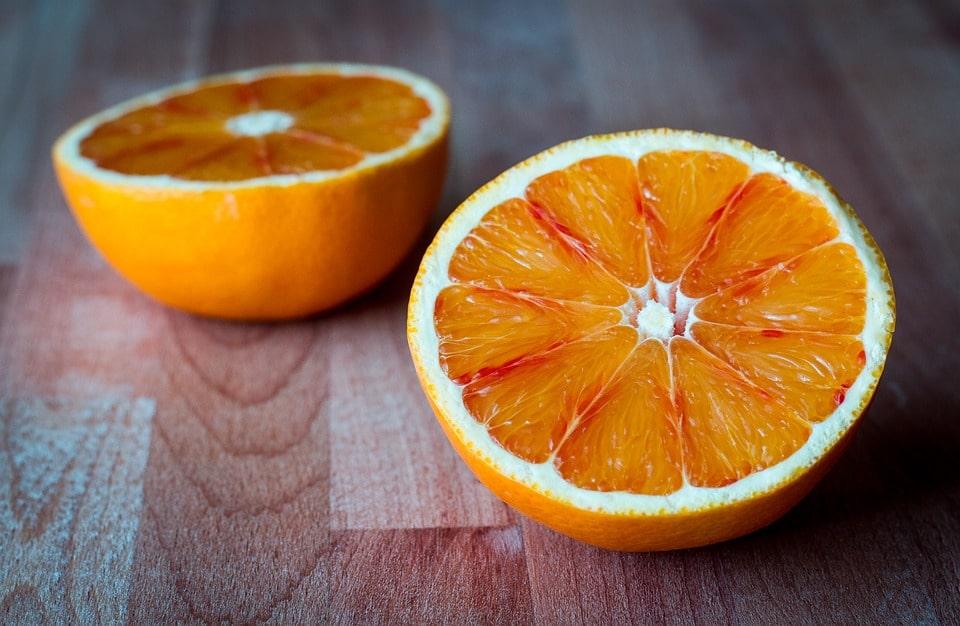 orange agrumes