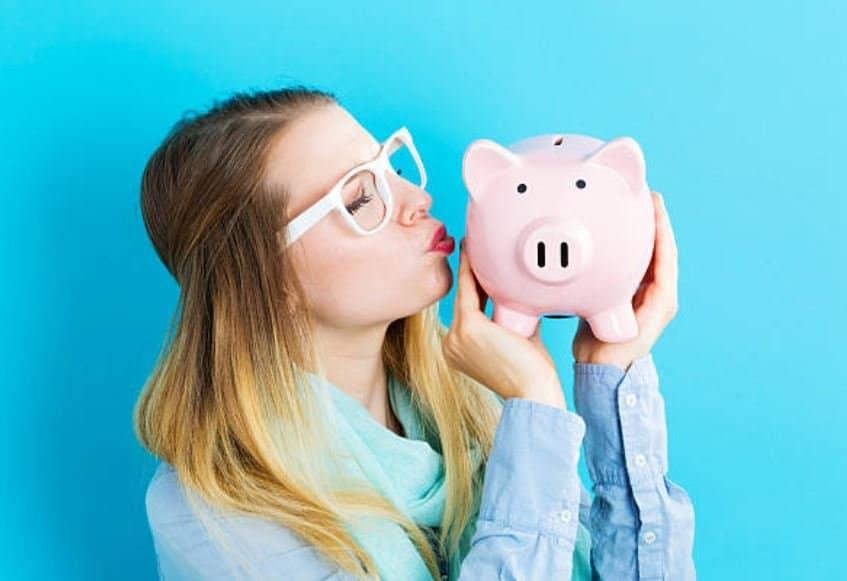 économiser argent économies tirelire