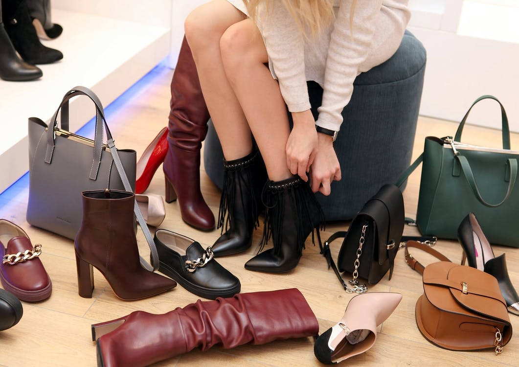 boots bottines chaussures montantes sacs