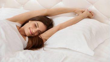 dormir sommeil lit bon repos réveil