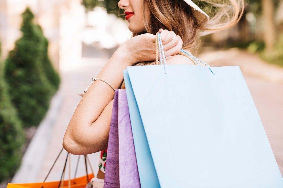 faire les magasins shopping boutiques