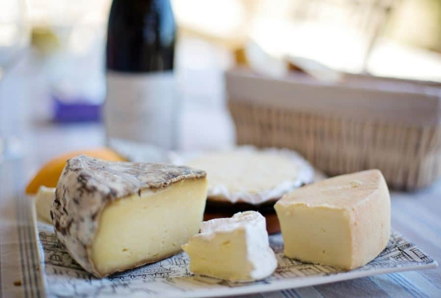 fromage pâte dure